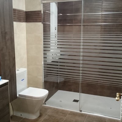 Reforma de baño. Antes y Después