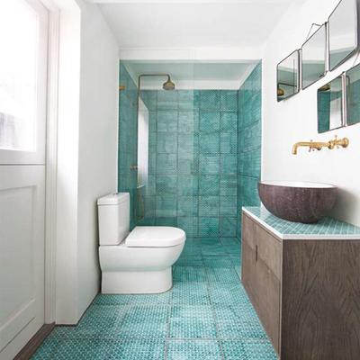Encimeras para lavabos: ¿cuáles son los materiales más elegidos?