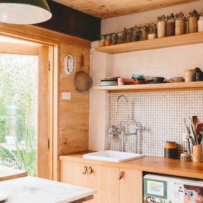 Ideas y fotos de gresite cocina para inspirarte habitissimo - Gresite para cocinas ...