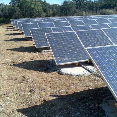 Instalación Solar Fotovoltaica de conexión a Red de 33 kwp