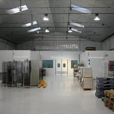 Reforma Integral De Panaderia Industrial En Hospitalet De Llobregat