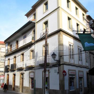Zona Vieja Pontevedra