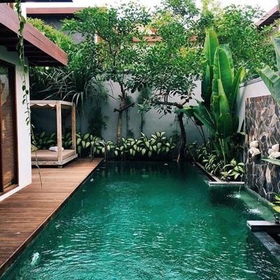 10 piscinas en las que apetece nadar