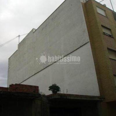 Impermehabilización de fachadas laterales