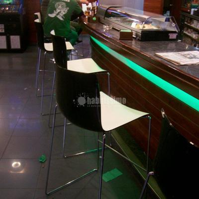 Reforma Cafetería Isla