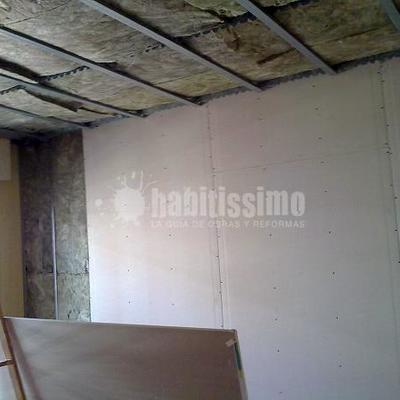 Aislamiento Acústico en techo vivienda