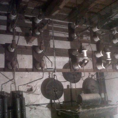 Reforma de molino de harina con generación propia
