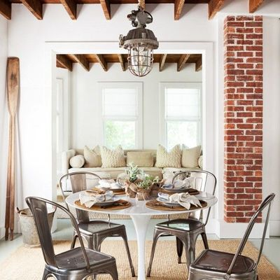 La silla Tolix, un mueble indispensable con alma industrial