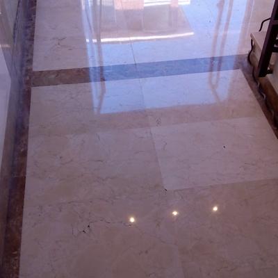 Abrillantado y cristalizado de mármol ( Madrid)