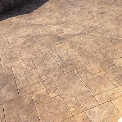 Pavimentos venon s l u cala doques for Pavimento de hormigon tarragona
