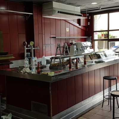 Reforma decorativa restaurante, ( Sant Just Desvern)