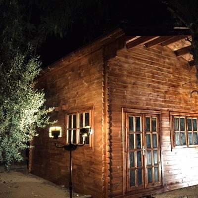 Constitución de casa de madera en kit