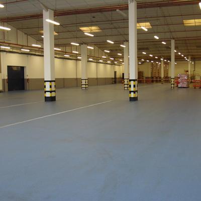 Rehabilitación De Pavimento E Instalaciones En Nave Industrial