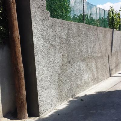 Reconstrucción De Muro Antiguo En Vivienda