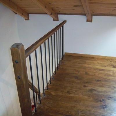 Ideas y fotos de escalera buhardilla para inspirarte - Escalera para buhardilla ...