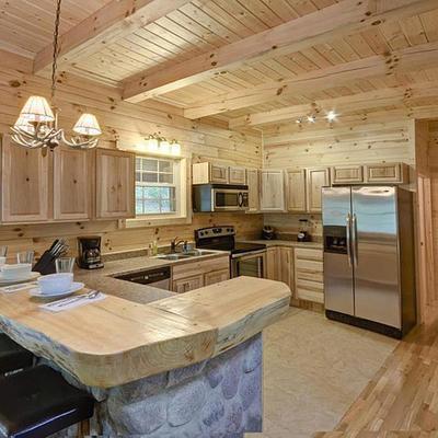 acabados de casa de madera