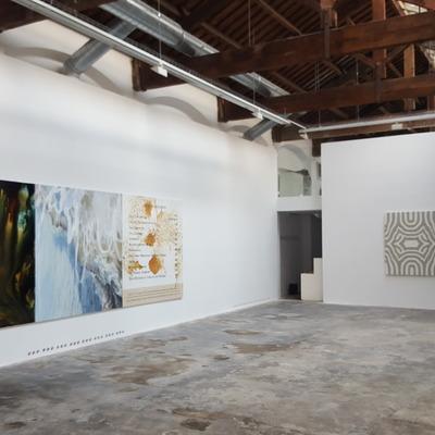 Proyecto integral de la rehabilitación de una nave convertida en una sala de Arte en Barcelona