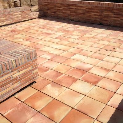 Ideas y fotos de suelos rusticos para inspirarte habitissimo for Suelos de ceramica para terrazas