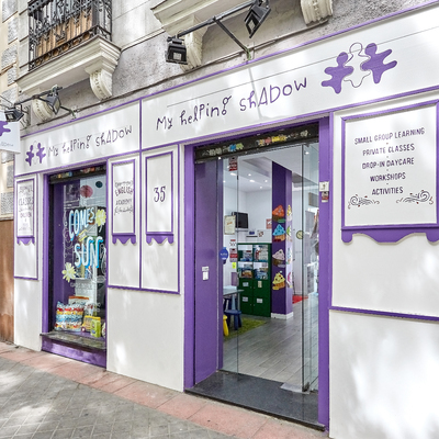 Academia My Helping Shadow (Calle General Pardiñas 35, Madrid)