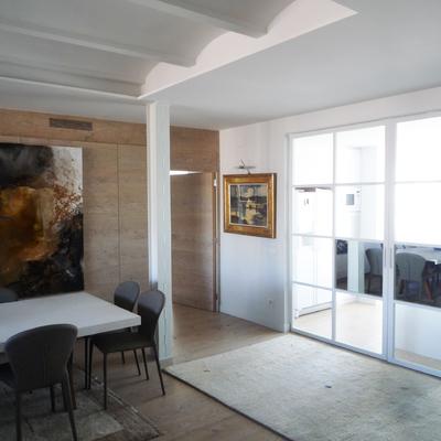 Rehabilitación y modernización de una vivienda en Barcelona