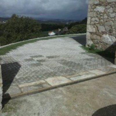 Urbanización jardín en A Coruña