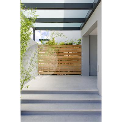 Acceso vivienda pareada