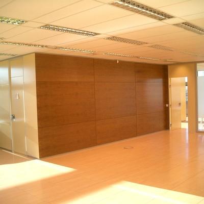 Reforma de local para oficinas