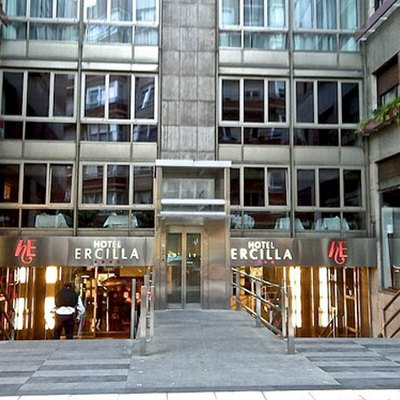 ACTUACIONES PREVIAS A LA REHABILITACIÓN EN EL HOTEL ERCILLA DE BILBAO_BILBAO