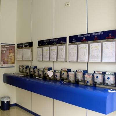 Administración de Loteria en Alicante