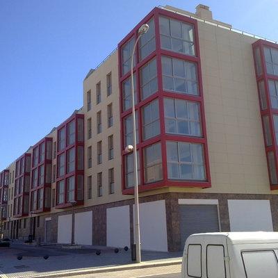 Edificio de viviendas en Adra