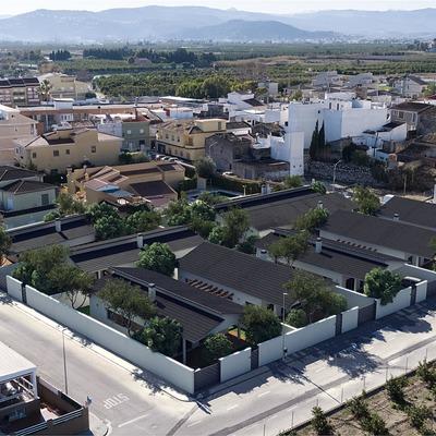 9 viviendas unifamiliares Daimús