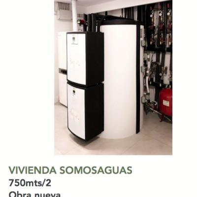 VIVIENDA SOMOSAGUAS  750 M2