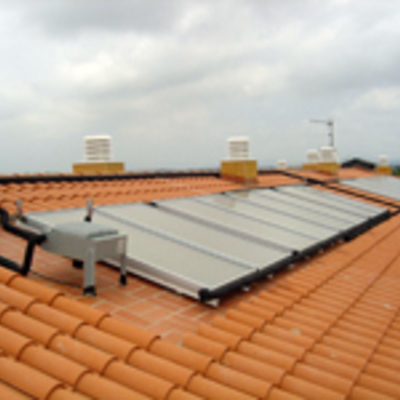ACS Solar Térmica Colectiva