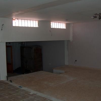 Agregación de locales y eliminación de barreras arquitectónicas
