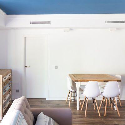 Ventajas de poner un falso techo en tu vivienda