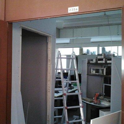 Aislamiento acústico en Facultad de ingeniería