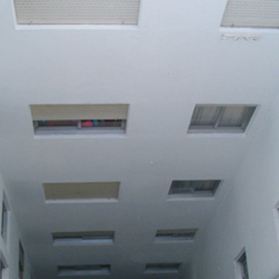 Fachadas Patios Interiores de Edificios