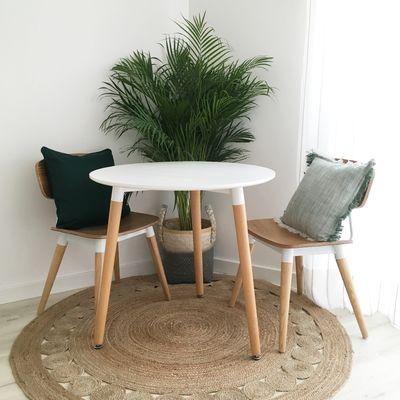 Da calidez a tu casa con tu propia alfombra DIY