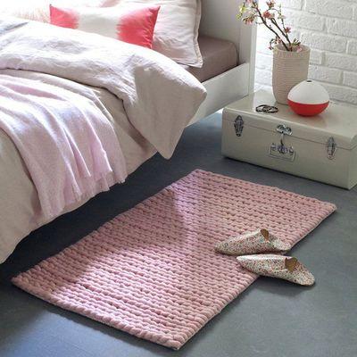 Da calidez al otoño con tu propia alfombra DIY