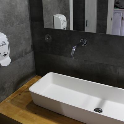 Alicatado baños