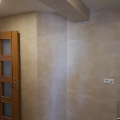 Reforma total de un piso en Coslada