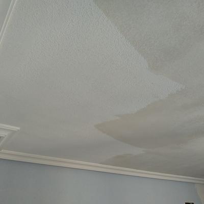Alisado de gotelé y pintura de vivienda
