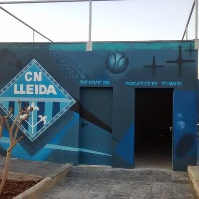 Urbanizacion y construccion de almacen y baño en pistas del CN Lleida