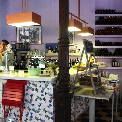 Adaptación de un almacén a un restaurante en Málaga