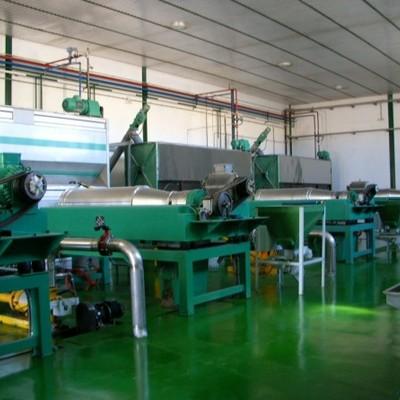 Construcción Almazara de Aceite en Granada