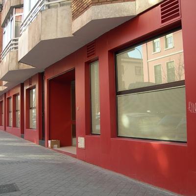 Reforma de local para centro educacional en c/ alicante,  Madrid