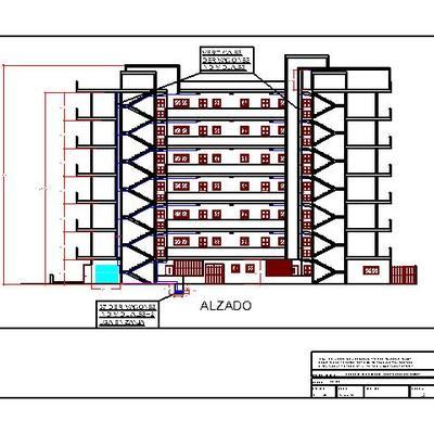 Proyecto de Reforma de Instalación Electrica Edificio de Viviendas