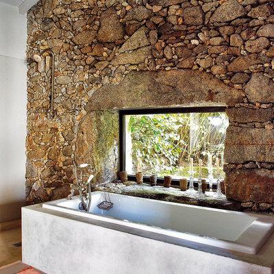 Decorar con cemento pulido, la opción más natural