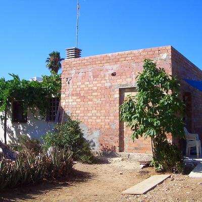 ampliación de vivienda unifamiliar