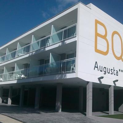 Ampliación  Hotel Augusta Grupo BQ Hoteles
